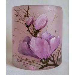Vase fleurs de magnolia