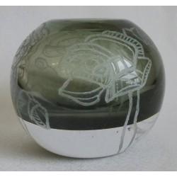 Vase design gravé 2
