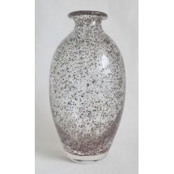Vase abstrait petits motifs