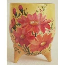 Petit vase décoratif trépieds