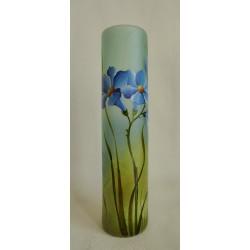 Vase décoratif avec fleurs de printemps