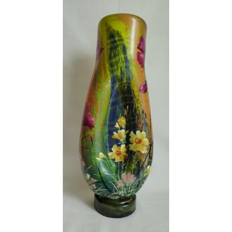 grand vase d coratif multiforme et multicolore viorel panait. Black Bedroom Furniture Sets. Home Design Ideas