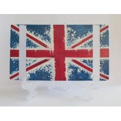 Tableau drapeau anglais