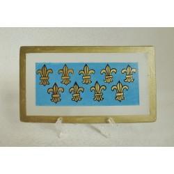 Tableau décoratif signe royal
