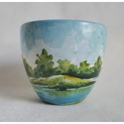 Petit vase Val de Loire