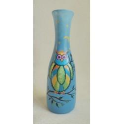 Vase décoratif chouette