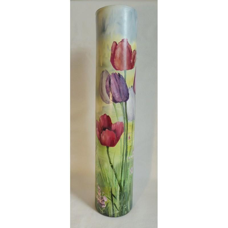 Grand Vase Dcoration Dintrieur Composition Florale Dans Grand Vase