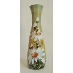 Petit vase décoratif marguerites