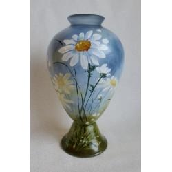 Vase décoratif marguerites 2